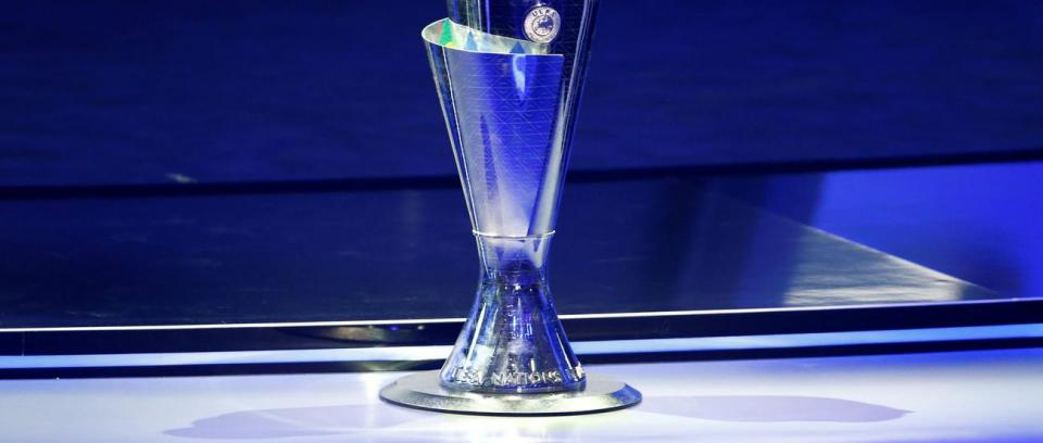 Trofeo de la UEFA Nations League. Foto tomada de www.beinsports.com