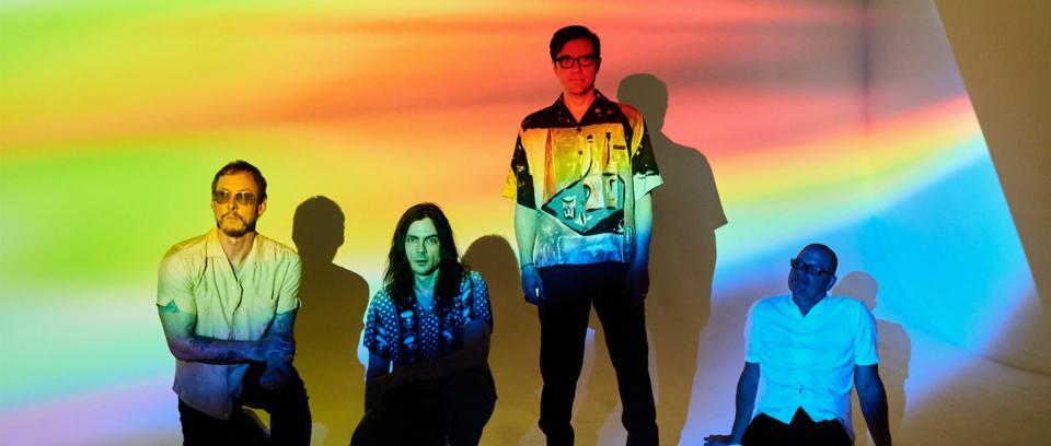 Imagen tomada de Weezer en Facebook