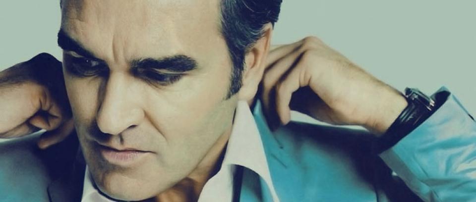 Morrissey vendrá por primera vez a Colombia