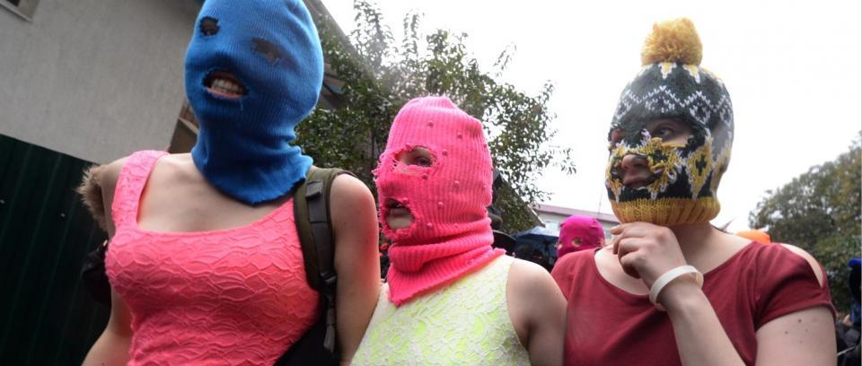 Pussy Riot presenta el video de