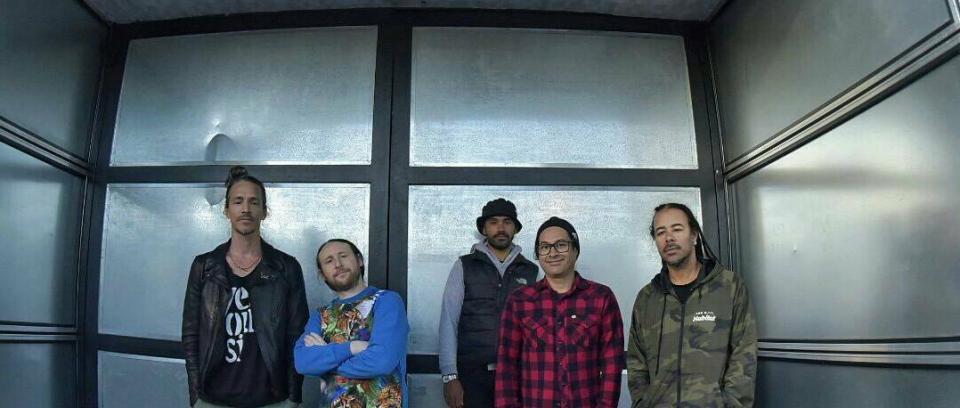Incubus en Bogotá: 5 músicos perfectamente acoplados