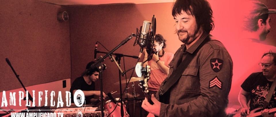 Los Tres de Chile llegan a Amplificado TV