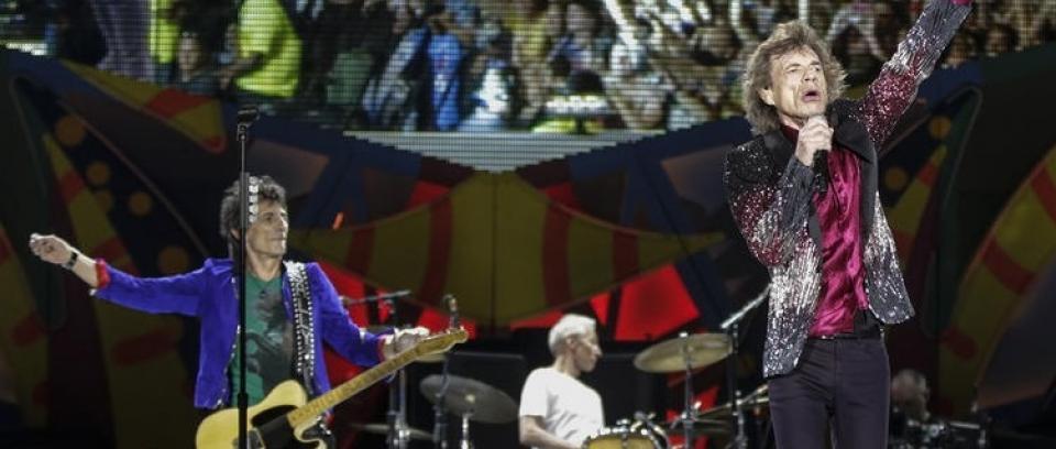 De la Habana al cine: Los Rolling Stones estrenan documental