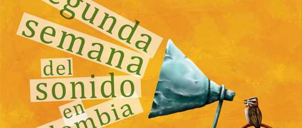 Segunda Semana Internacional del Sonido en Colombia