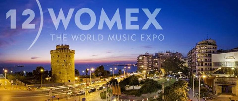 Participa en WOMEX, la mayor feria de músicas del mundo