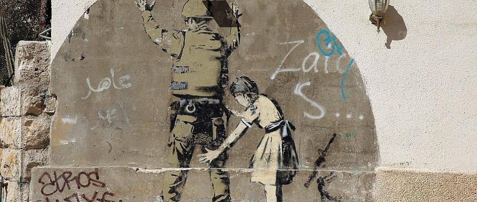 ¿Es Robert Del Naja de Massive Attack el artista callejero Banksy?