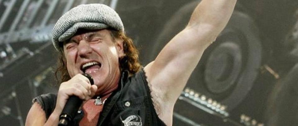 Lo mejor de AC/DC con Brian Johnson