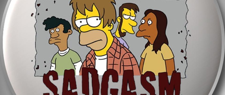 Sadgasm: cuando el grunge salvó a los Simpson