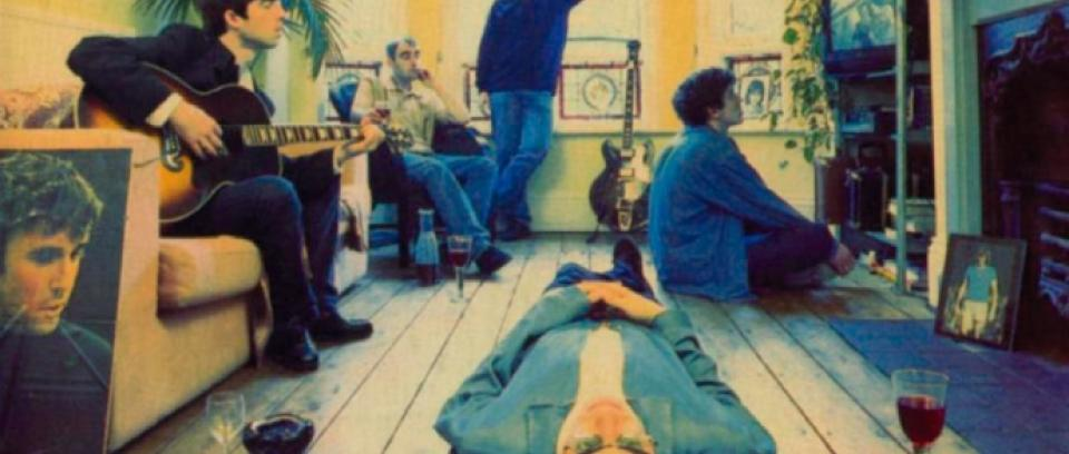 "Oasis regresa con reedición de ""Definitely Maybe"""