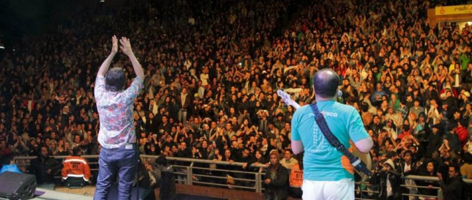 Señal Colombia transmite el Concierto Radiónica 2011