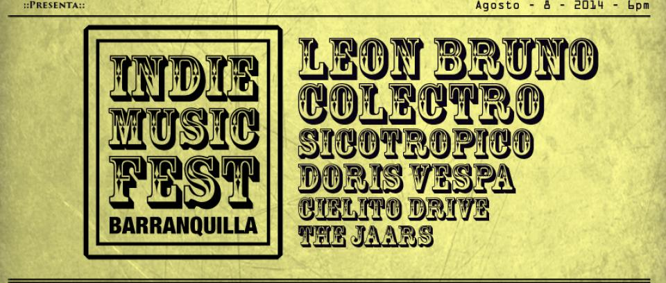 Indie Music Fest: seis bandas barranquilleras unen fuerzas