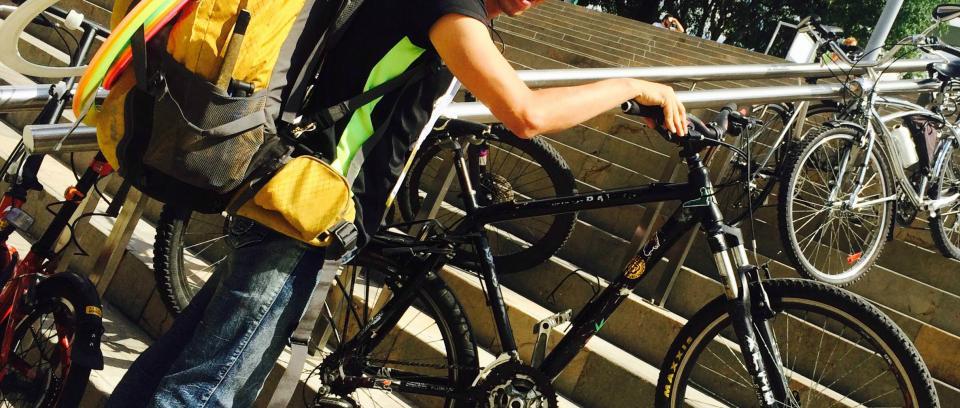 """Medellín: """"Una ciudad para ir en bicicleta"""""""