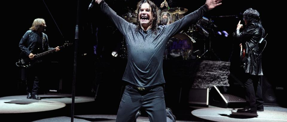Así fue la despedida de Black Sabbath