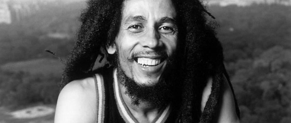 Bob Marley de amor, perdón y reconciliación