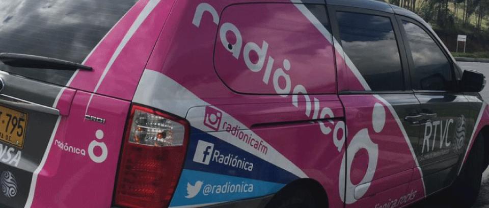 Caravana Radiónica: Después de 15 horas llegamos a Pereira ¡Y llegamos bien!