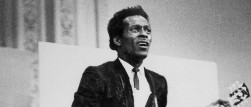 Roll over Chuck Berry
