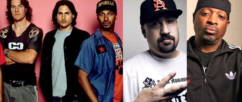 Nuevo supergrupo entre miembros de Rage Against The Machine, Public Enemy y Cypress Hill