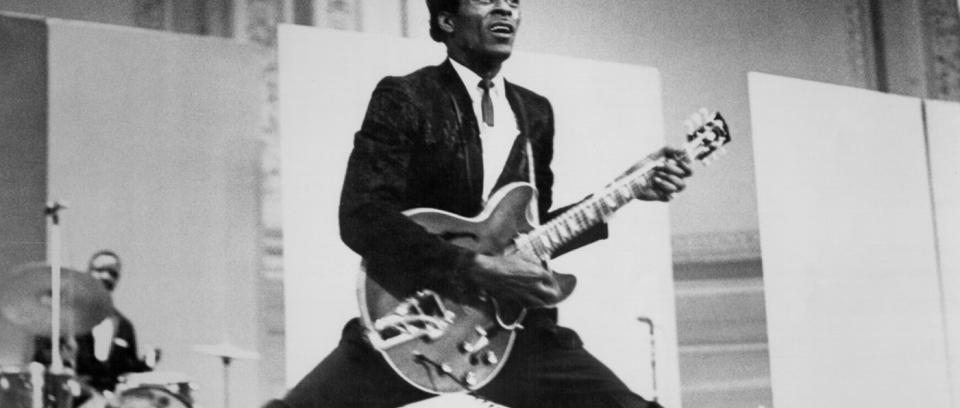 Muere el genio del Rock and Roll Chuck Berry