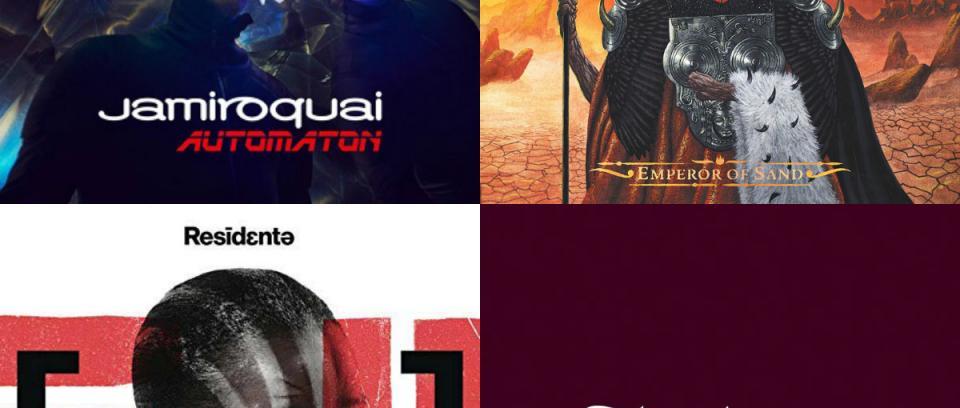 4 discos nuevos para escuchar en abril