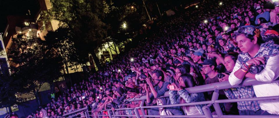 La ciencia demuestra que ir a conciertos conduce a una vida más feliz