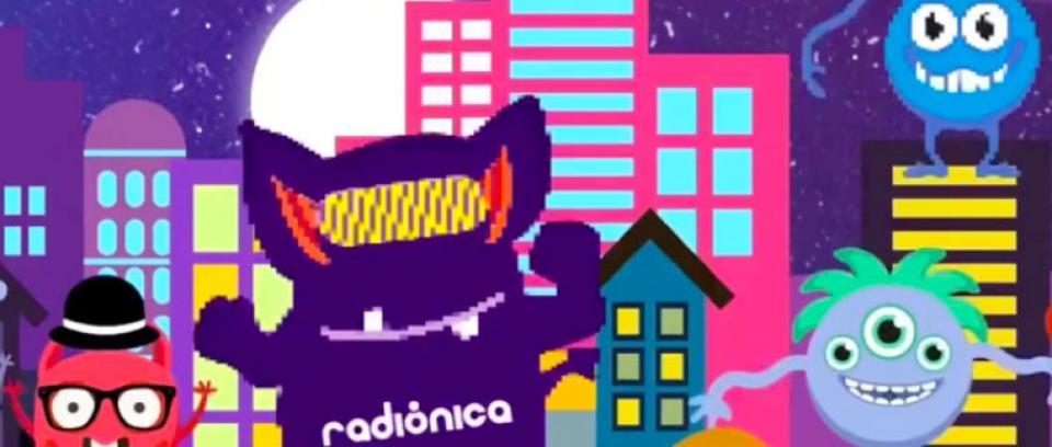 Concierto Radiónica 2016 en modo videojuego