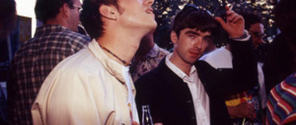 Noel Gallagher trabajaría para el nuevo disco de Gorillaz