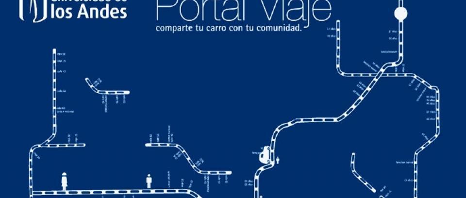 El Portal Viaje de la Universidad de los Andes