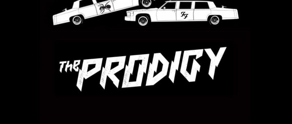 Poderosa remezcla de The Prodigy a Foo Fighters