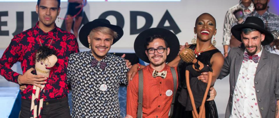 Arte y moda, por la sensibilización alrededor del VIH/SIDA