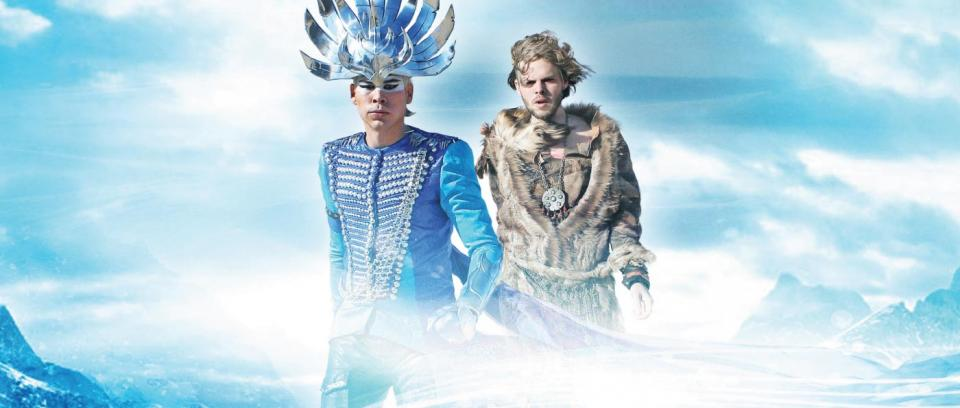 """High and Low"", la nueva canción de Empire of the Sun"