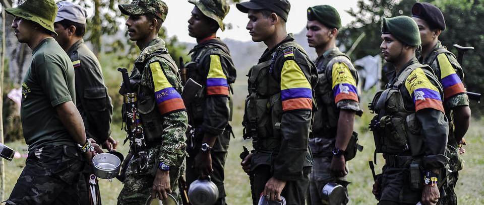 ¿Qué es la dejación de armas de las FARC?