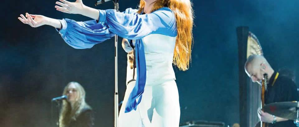 Florence and the Machine versiona a The Beatles