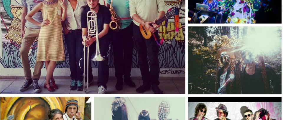Colombia suena en el Vive Latino