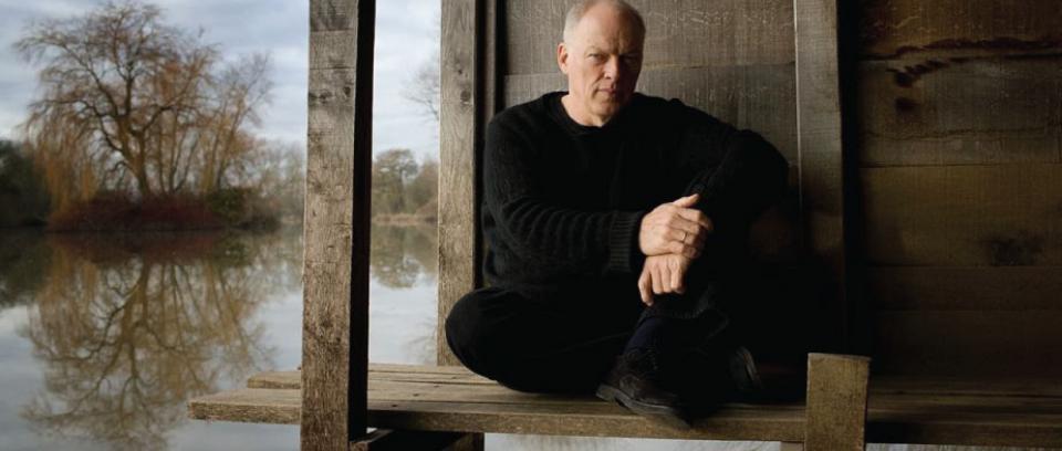 Escala de grises en el nuevo video de David Gilmour