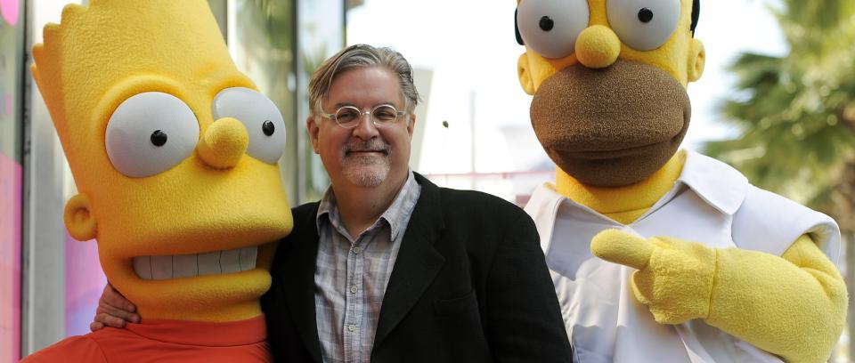 Matt Groening prepara nueva serie para Netflix