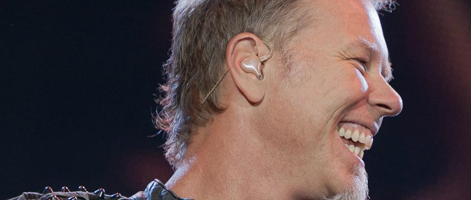¡Feliz cumpleaños James Hetfield!