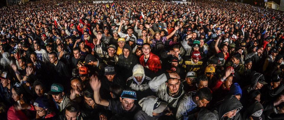 Se abrieron las convocatorias para Hip Hop al Parque 2017