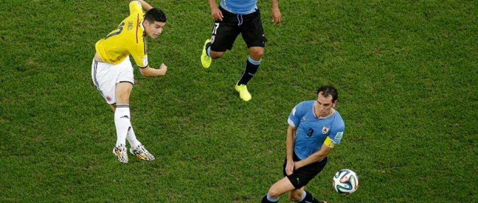 3 años del golazo de James Rodríguez en Brasil 2014