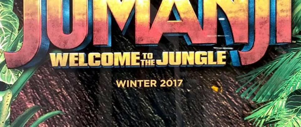 Jumanji 2: ¡Welcome to the Jungle!