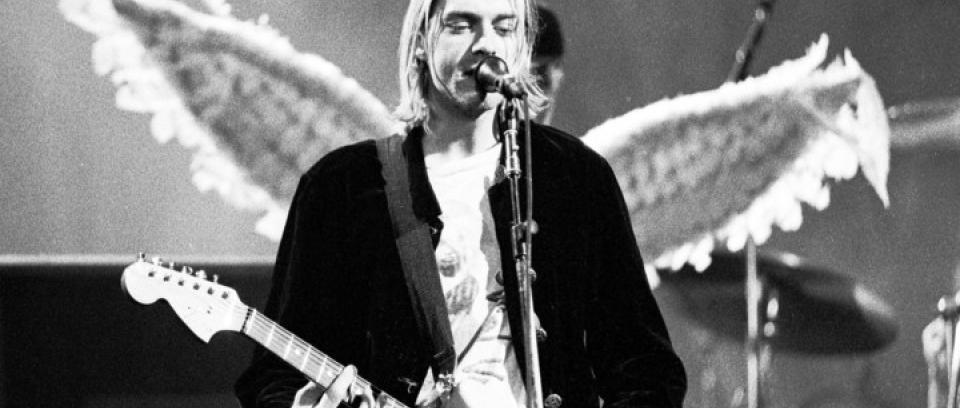 Los 11 álbumes favoritos de Kurt Cobain