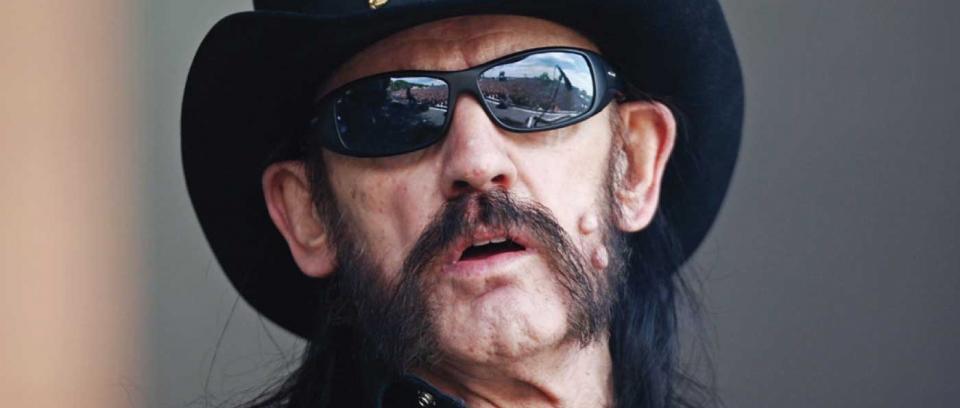 Lemmy Kilmister Q.E.P.D.