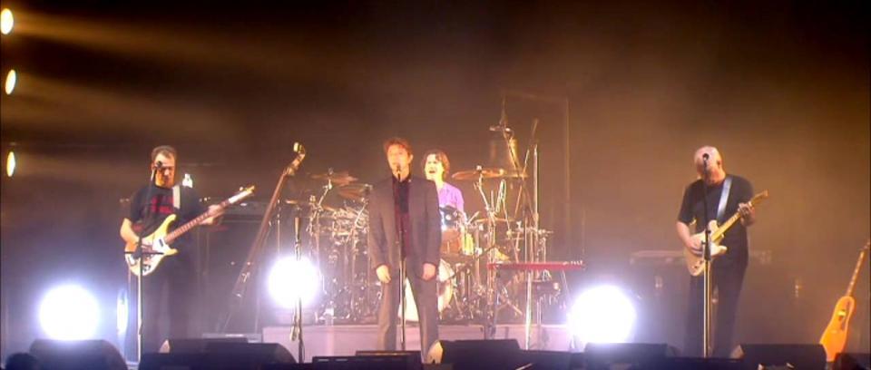 El día en que David Gilmour y David Bowie cantaron juntos