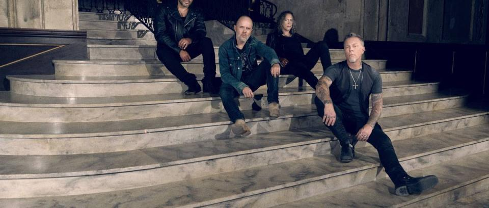 De Metallica para Amy Winehouse