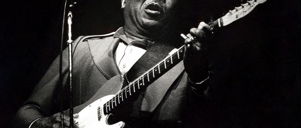 Recordando a Muddy Waters