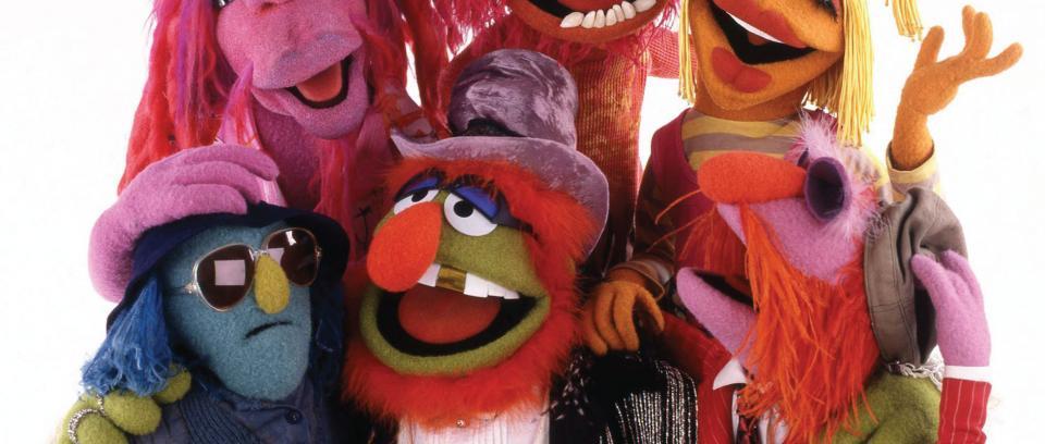 Así sonaron Los Muppets por primera vez en vivo