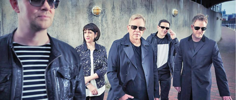 Así suena el más reciente sencillo de New Order en vivo