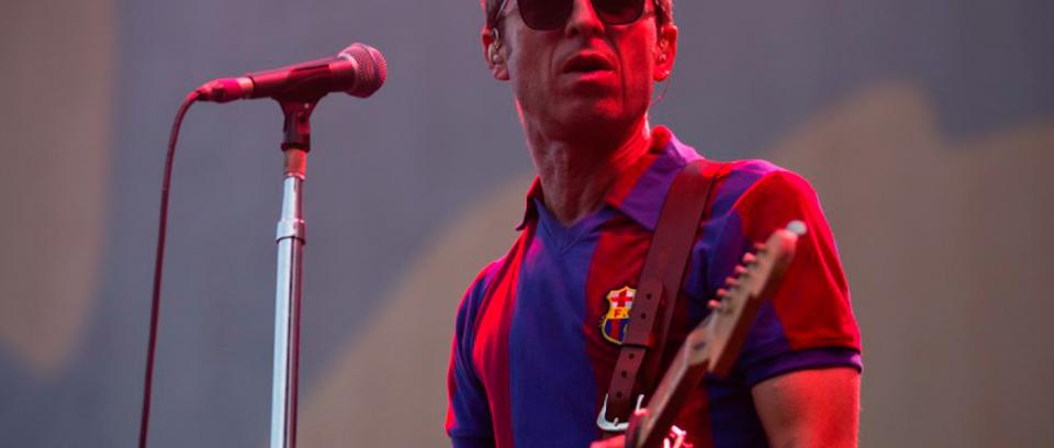 """Noel Gallagher: """"Maine Road fue el mejor estadio donde he tocado"""""""