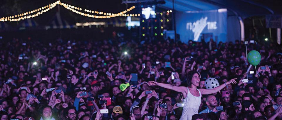 Radiónica se toma el Festival Estéreo Picnic 2017