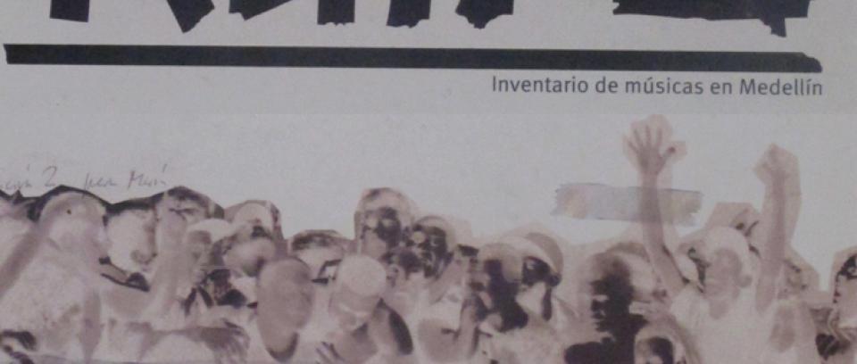 Ruído: inventario de sonidos alternativos de Medellín