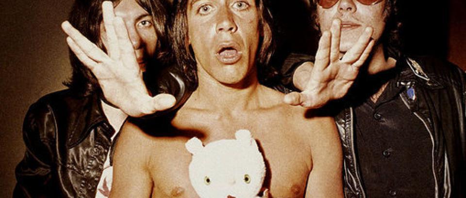 ¡SÍ! Nueva biografía de The Stooges contada por Iggy Pop